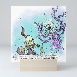 Dungeons & Doodles - Mini Encounters Mini Art Print