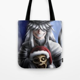 Festive Lawrence Tote Bag