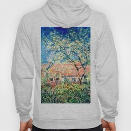 Springtime at Giverny Hoody