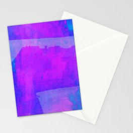 Monoprint Stationery Cards