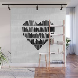 Book Lover II Wall Mural