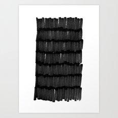 nah. Art Print