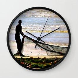 """""""Sunny"""" Wall Clock"""