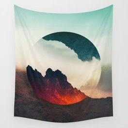 Second Sphere Wall Tapestry