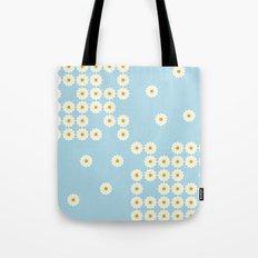 Misplaced daisies Tote Bag