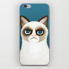 Grumpy iPhone & iPod Skin
