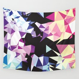 Modern Pattern No. 139 Wall Tapestry