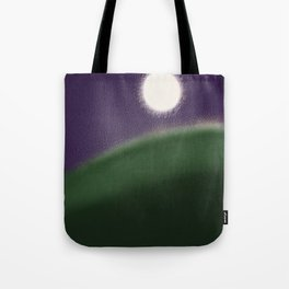Fatness of the moon Tote Bag