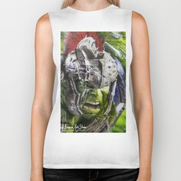 Hulk Ragnarok Rafart Biker Tank