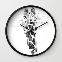don't look back in anger... Wall Clock