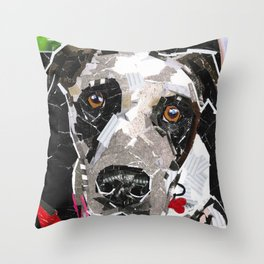 Pj  Throw Pillow