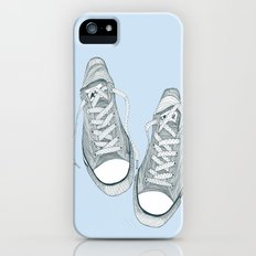 Converse iPhone (5, 5s) Slim Case