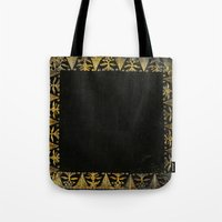book cover Tote Bags featuring GREEN BOOK COVER by ED design for fun