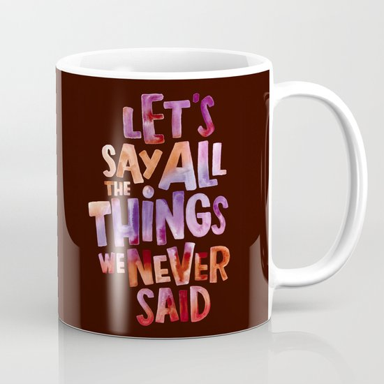 All The Things Mug
