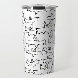 Bats, man! Travel Mug