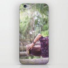 Bookish 02 iPhone & iPod Skin