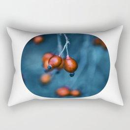 autumn bleeds II Rectangular Pillow