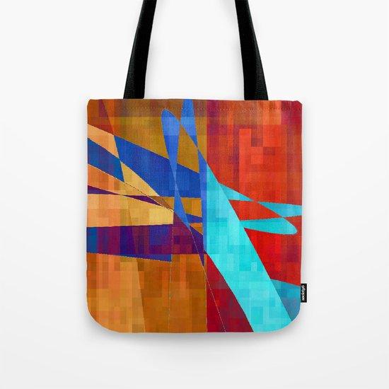 flash flood Tote Bag