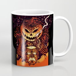 Halloween Pumpkin King (Lord O' Lanterns) Coffee Mug