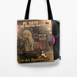 Dr Teeth & The Electric Mayhem Live at Budokan Tote Bag