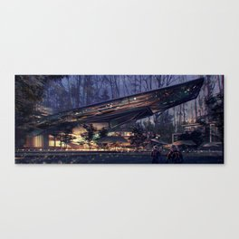 Methyxin's Labs Canvas Print