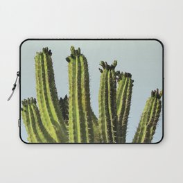 Cactus - Minimal Cactus Poster - Desert, Tropical - Succulents Poster - Modern Wall Decor Laptop Sleeve