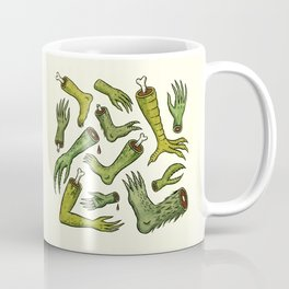 Disiecta Membra No. 2 Coffee Mug