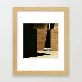 It All Came Together ... Past  Present  Future Framed Art Print