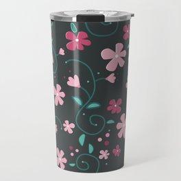 Sophie's Flowers Travel Mug