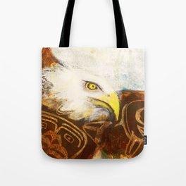 The eagle's spirit Tote Bag
