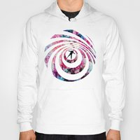 vertigo Hoodies featuring VERTIGO by Tia Hank