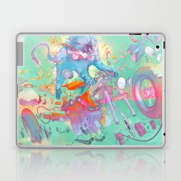 Pretty when you cry Laptop & iPad Skin