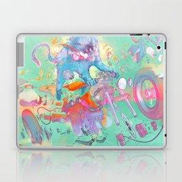 Pretty when you cry Laptop & iPad Skin