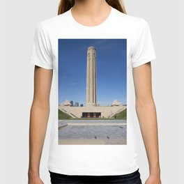 National WWI Museum and Memorial T-shirt