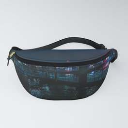 Cityscape of London Fanny Pack