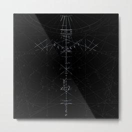 Noctialis Metal Print