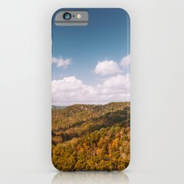 View of Red River Gorge, Kentucky iPhone Case