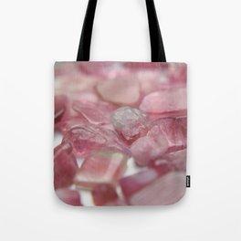 pink tourmaline dreams Tote Bag