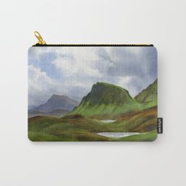 Scotland Highlands Landscape Carry-All Pouch