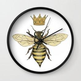 La Abeja Reina Wall Clock