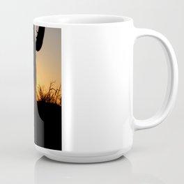 Desert Fire Coffee Mug