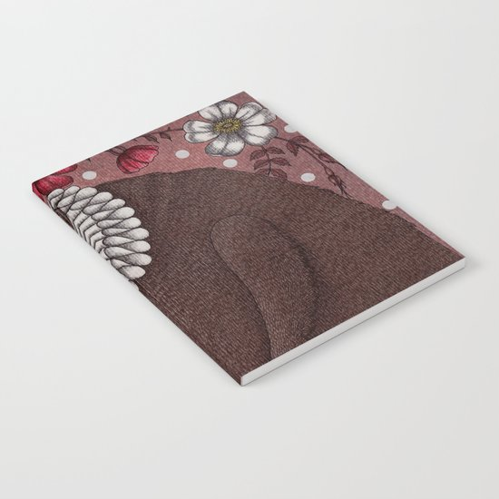 Snow-White and Rose-Red (2) Notebook