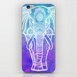 Indian Elephant #2 iPhone Skin