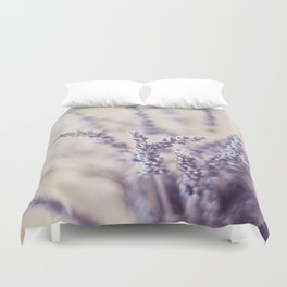 Romantic Lavender Duvet Cover