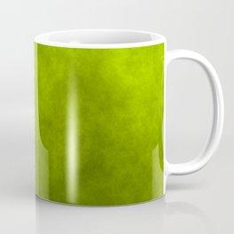 Slime Green Vaporized Neon Ectoplasm Fog Coffee Mug