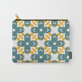 Hailey sporty pattern Carry-All Pouch