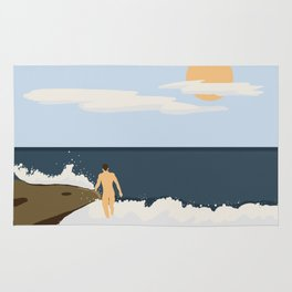 Private Beach 2 Rug