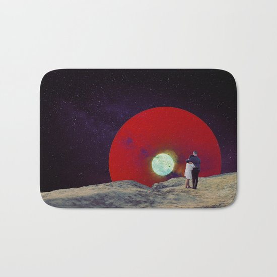 Together with the Sunset Bath Mat