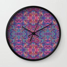 Digital Camo Wall Clock