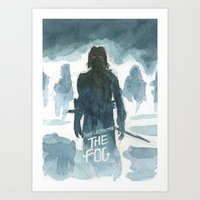 "The Carpenter Posters - ""The Fog"" Art Print"